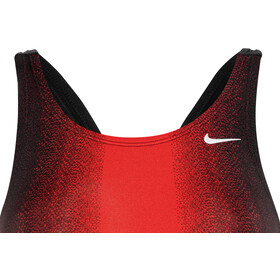 Nike Swim Fade Sting Fast back One Piece Badpak Dames, university red